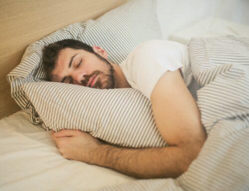 Lekker slapen zonder zorgen over morgen